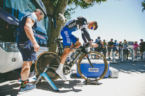 Tacx Quick Step